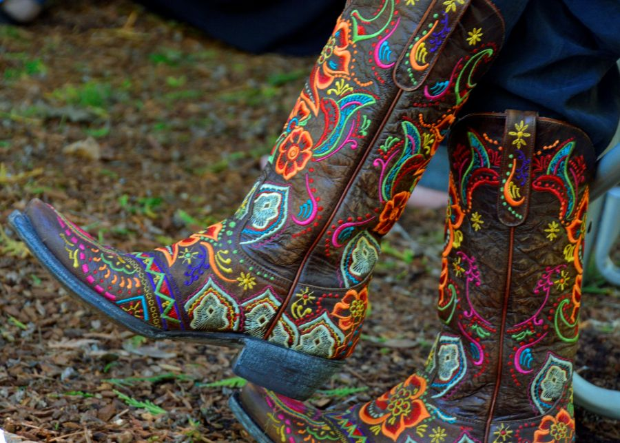"""Those Boots"" - Photo by Meredith Eastwood"